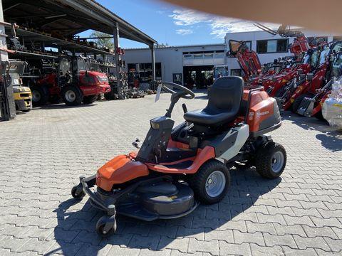 Husqvarna Rider 418 TS AWD mit 112cm Mähdeck