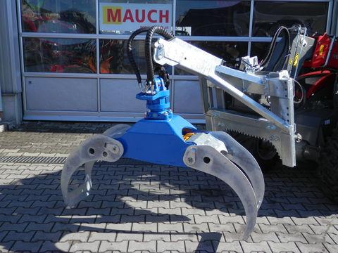 Mauch RZ  1200 + Rotator für Weidemann