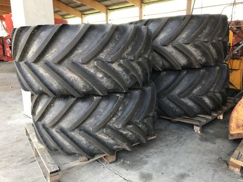 Michelin XEOBIB 710/60R38 + 600/60R28