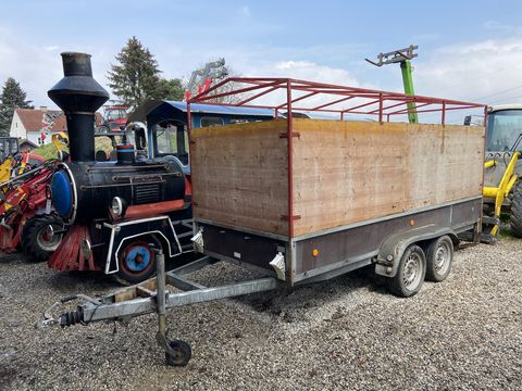 Sonstige Autoanhänger 2 Tonnen Tandem
