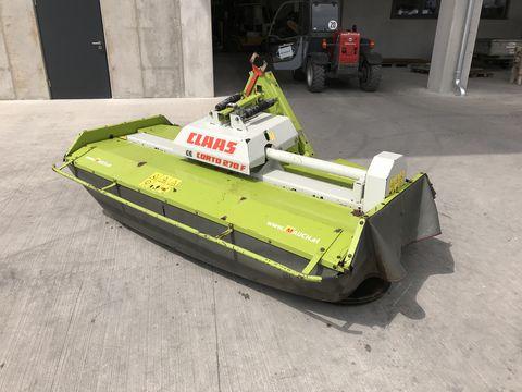 Claas Corto 270 F