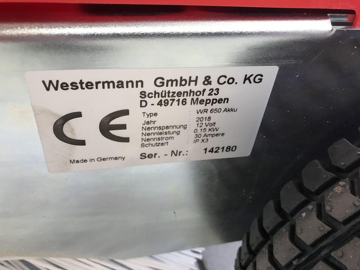 Westermann Radialbesen WR650 Akku - Mauch GesmbH & Co.KG ...