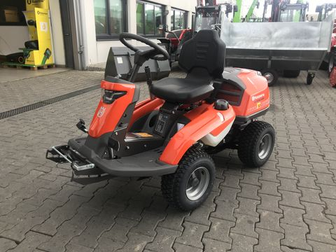 Husqvarna Rider R316TsX AWD, Frontmäher