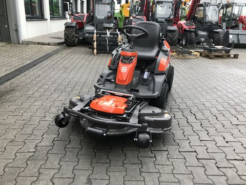 Husqvarna Rider 419TsX AWD