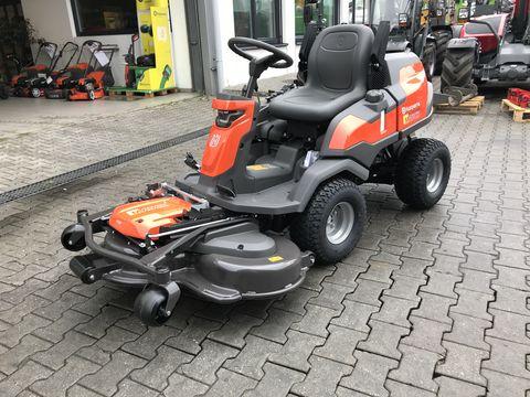 Husqvarna Rider 419TsX AWD mit Mähdeck 112cm