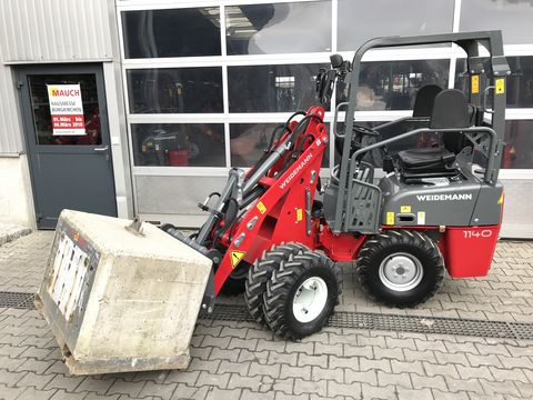 Weidemann 1140 Light