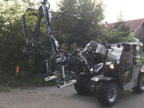 Frontoni  Spider 150