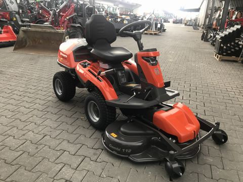Husqvarna Rider R316 TX AWD