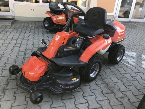 Husqvarna Rider TC214