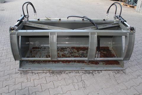 Bressel & Lade Sperrgutschaufel 2000mm TL/HV