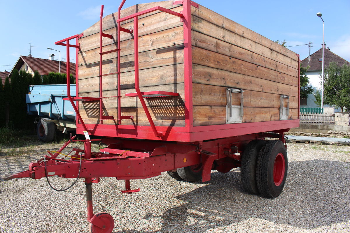 sonstige kipper mit spezialaufbau 8 tonnen drvo. Black Bedroom Furniture Sets. Home Design Ideas