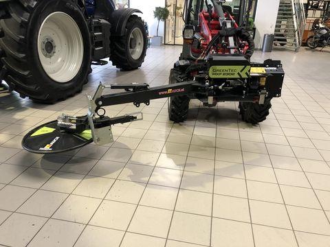 Greentec Multiträger HXF 2302 + RI 80 Zaunmäher