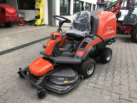 Husqvarna Rider RC320 TS AWD Box Rider, Mulchen / Sammeln