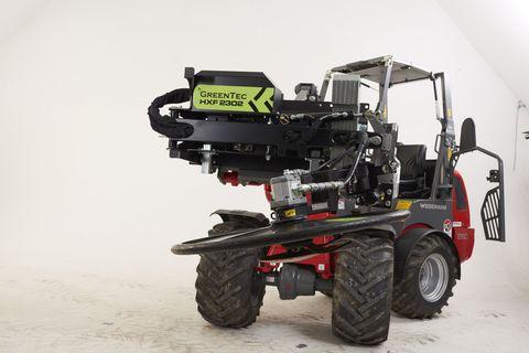 Greentec HXF 2302 Multiträger