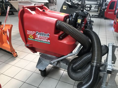Sonstige R&S Paddock Cleaner PC550 mit HV/Euro