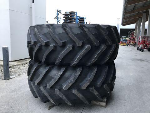 Trelleborg 710/70R42 TM 900 + 600/65R34 TM 800