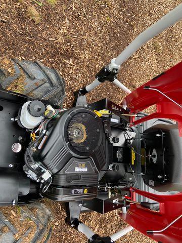 Herkules HXT 921 2WD Hochgrasmäher