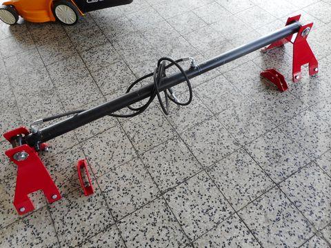 Sonstige POL hydraulische Klappung für Wieseneggen