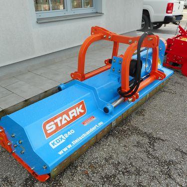 Stark KDX 240 STARK Front-Heckmulcher, GW, hydr.