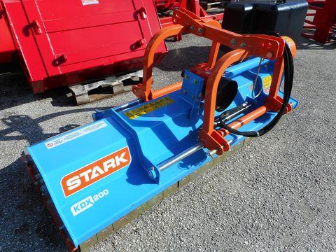 Stark Front-Heckmulcher KDX200, GW, hydr. Seitenverste