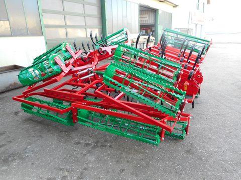 Agro-Masz AU 50, 5m, 1Walze vorne, 2 Walzen hnten, Spurloc