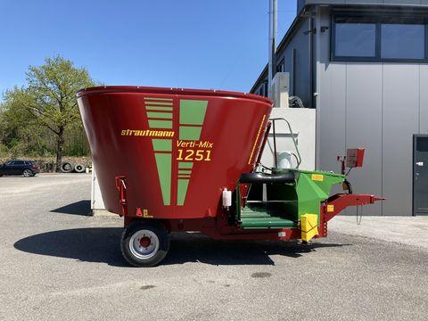 Strautmann Verti Mix 1251 - 10m3