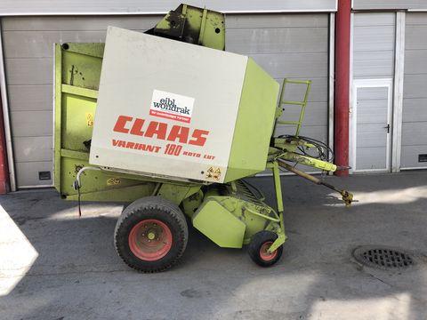 Claas Variant 180 Roto Cut