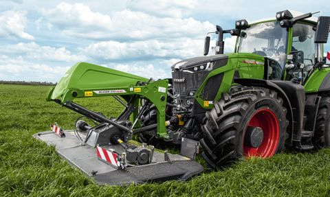 Fendt Slicer 360FQ