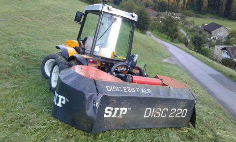 SIP Disc 220 F Alp