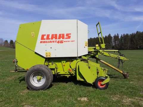 Claas Rollant 46 Roto-Cut