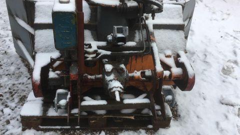 Kahlbacher Schneefräse