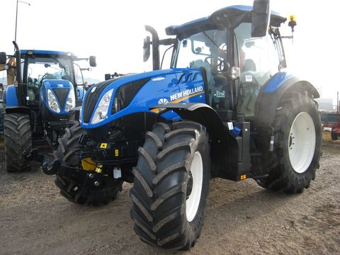 New Holland T6.180 Auto Command Stage 5