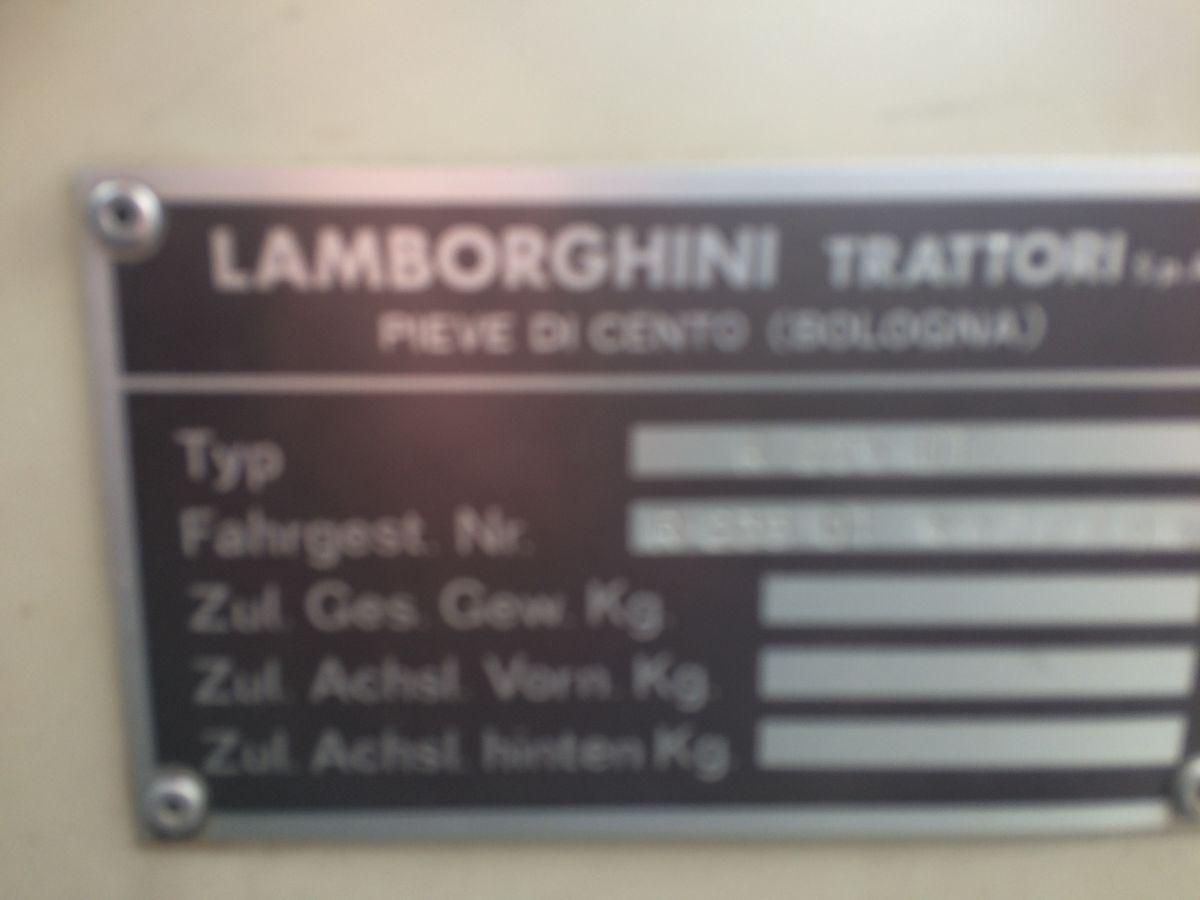 Lamborghini R 235 Dt 540 540e Landwirt Com