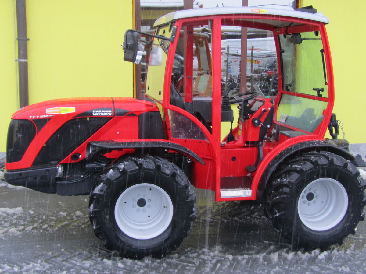 Antonio Carraro TTR 10900 - Reverse drive system ...  Antonio Carraro...