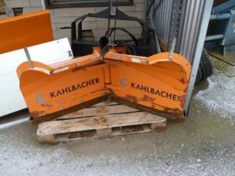Kahlbacher Schneepflug VM 150