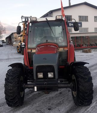 Lindner Geotrac 60 A