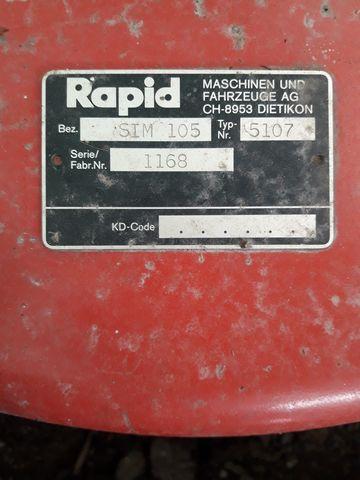 Rapid Sim 105