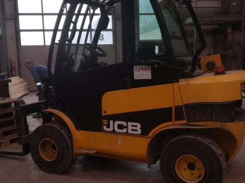 JCB Teletruk TLT30D 4x4 Constructa