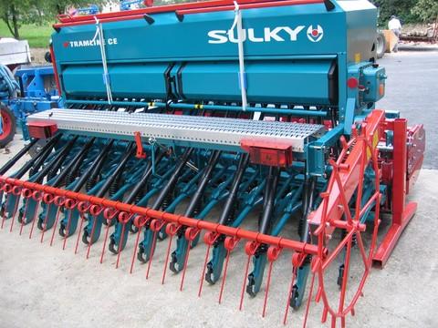 Sulky Tramline CE 300+KR-Mek