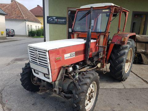 Steyr 650 Allrad