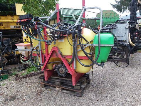 Ascher 1000 liter 15 meter Hydraulisch
