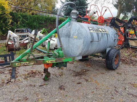 Asco Vakuumfass 1700 liter