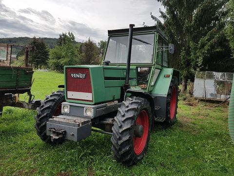 Fendt Favorit 600 LS