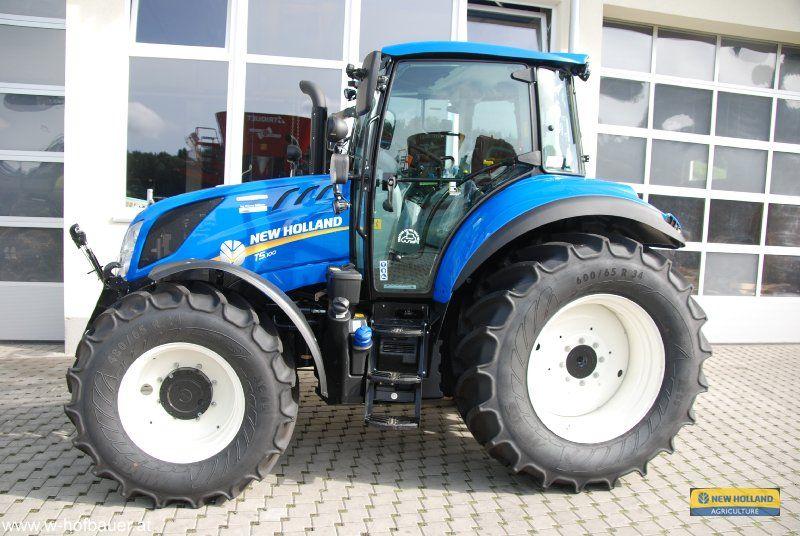 New Holland T5 100 >> New Holland T5.100 - 540/540E/1000 - Agroinform.com