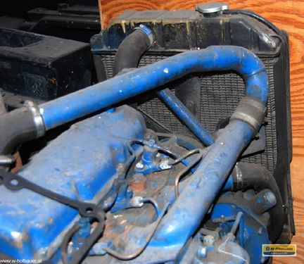 Sonstige Ford Standmotor 3 Zyl.