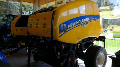 New Holland Roll Belt 150 Crop Cutter