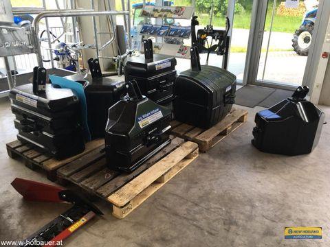 New Holland Betongewichte 300 kg, 400 kg