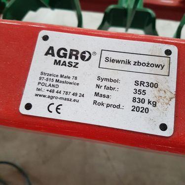 Agro Masz SR 300