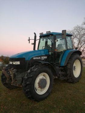 New Holland M 135/8360
