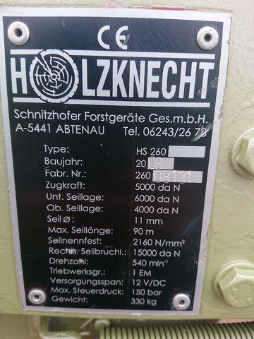 Holzknecht HS 260